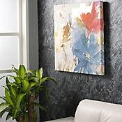 Cuadro Canvas Hojas 60x60 cm