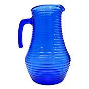 Jarra Rayas Azul 1870 cc