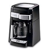 Cafetera Programable 12 Tazas DCF2212T Negro