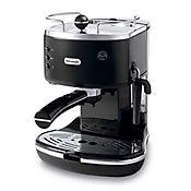 Cafetera para Espresso Icona ECO310BK Negro