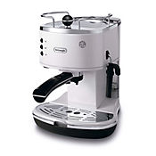 Cafetera para Espresso Icona ECO310W Blanco