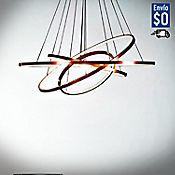 Lámpara Colgante LED Infinito 1890 Lúmenes 79W Luz Día
