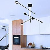 Lámpara Colgante LED Berka 1340 Lúmenes 21W Luz Fría