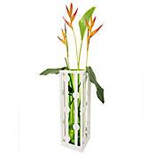 Florero Piso 61 cm Luon 1 Vidrio Verde