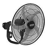 Ventilador Industrial Air Pro de Pared 50cm Negro