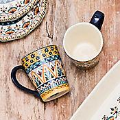 Mug 10 X 14 X 11.5 Cm Colección Mexicana