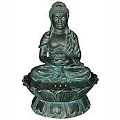 Fuente Budha con Luz LED