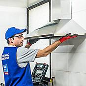Instalacion Campana Recirculadora - int