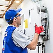 Instalación Calentador a Gas, Electrónico y Acumulación