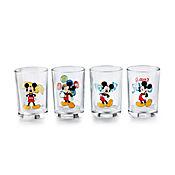 Vasos Disney Mickey Moderno X 4und