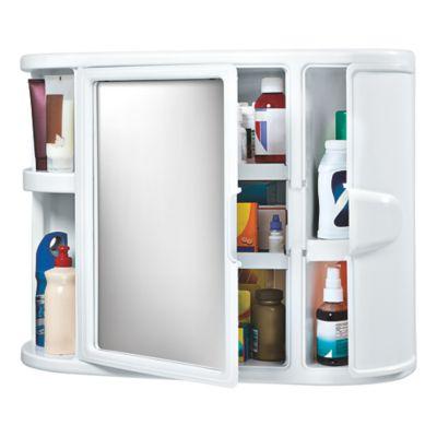 Gabinete organizador para ba o con espejo - Fijaciones para espejos ...