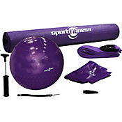 Kit Yoga y Fitness Morado