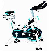 Bicicleta Spinning Vicenza-Blanco y Azul