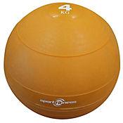 Balón Peso 4Kg Caucho Naranja