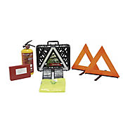 Kit Carretera Plástico 5 Elementos