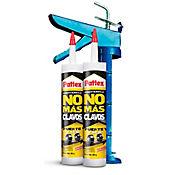 Adhesivo Pack x2 No Más Clavos 353gr Gratis Pistola Calafateo