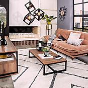 Lámpara Colgante Cubo Triton 3 Luz E27