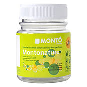 Pintura Acabado Metalizado Montonature Plata 80ml