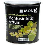 Esmalte Ferrum Verde Bronce De 750 ml