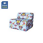 Sofá Cama Disney Mickey 70x70x64cm
