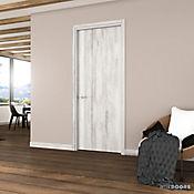 Puerta Melamina White Chic 65x235 cm