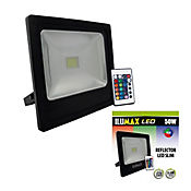Led Reflector Slim Rgb 50W 25000H Ilum Caj