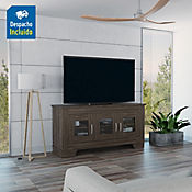 Rack para TV Alcamo 80x163.2x48.5 cm Siena