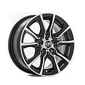 Rin 13 Aluminio 3186 Negro