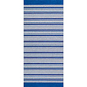 Tapete Laos 55x85  cm Azul