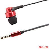 Audifonos Hd In Ear Manos Libres Rojo