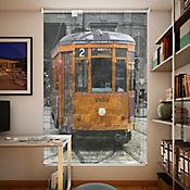 Persiana Enrollable Solar Screen 200x180 cm Tranvía