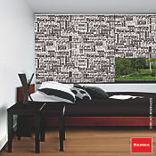 Persiana Blackout Print 120x180 Design