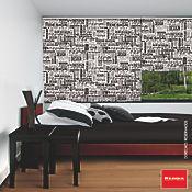 Persiana Blackout Print 140x180 Design