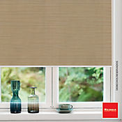 Persiana Enrollable Solar Screen 120x180 cm Valencia Camel Beige