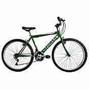 Bicicleta Mtb Hombre 26 18 Cambios Verde Bt261803
