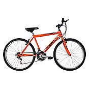 Bicicleta Mtb Niño 20X2 18 Cambios Naranja Bt201805