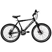 Bicicleta R- 26 C/Suen 18 Cambios Negro Bts261801
