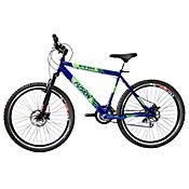Bicicleta R- 26 C/Suen 18 Cambios Azul Bts261803