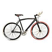 Bicicleta Fixed Fli F Flop Doble Pared Negra Bf70001