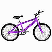 Bicicleta Niña R- 20X2 S/Cambios Morado Bns2006