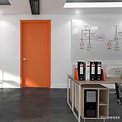 Puerta Naranja Orinoco 80 x 235 cm