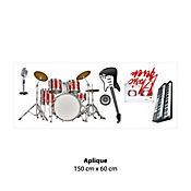 Aplique Music Forever