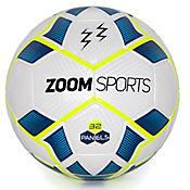 Balón Zoom Fútbol Professional Azul No. 5