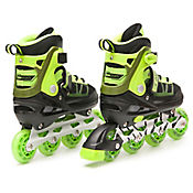 Patines Zoom Electric Verde Talla M (34-37)
