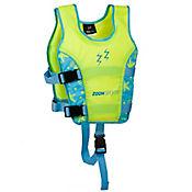 Chaleco Trainer Zoom  Talla M Verde Azul