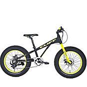 Bicicleta Cliff Lizard F24 Black/Yellow
