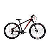 Bicicleta Cliff Muddy 4 M 27.5 Black/Red