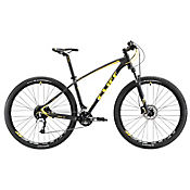Bicicleta Cliff Rock 1.0 M 27.5 Black/Orange