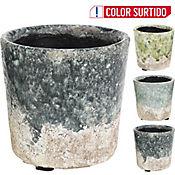 Maceta Ceramica 3Ass