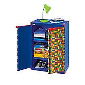 Armario Mediano Infantil 65 x 94 x 45 cm Azul Bloques
